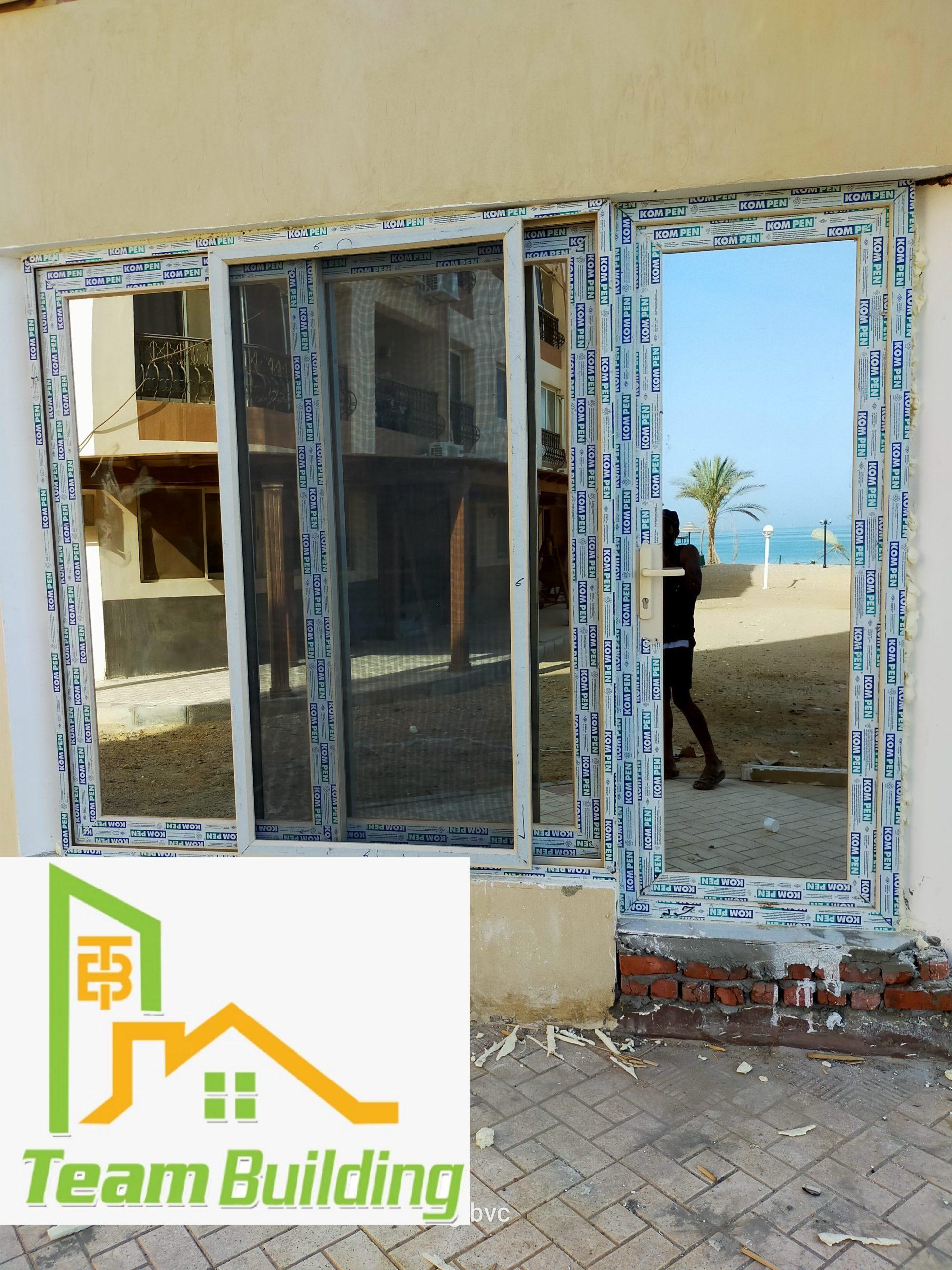 Asmaa Ahmed Team Building Pvc